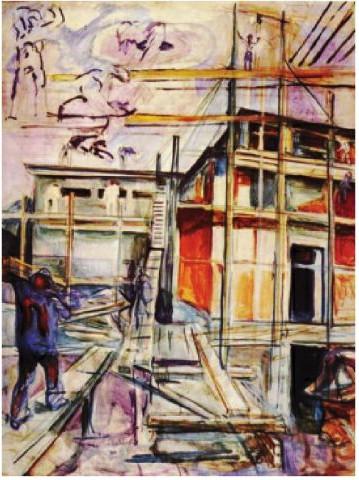BEECH by Jim Hatfield